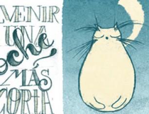 Reflexiones de una gata vieja, gorda y falta de un diente